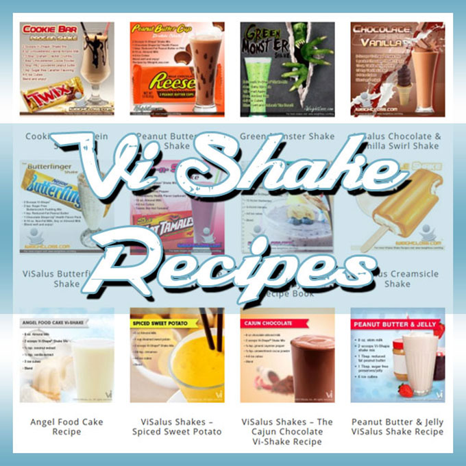 Vi Shake Recipes