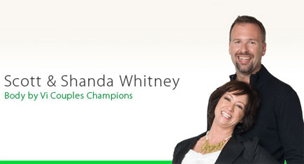 Scott and Shanda Lose 101 Pounds on Body by Vi 90 Day Challenge
