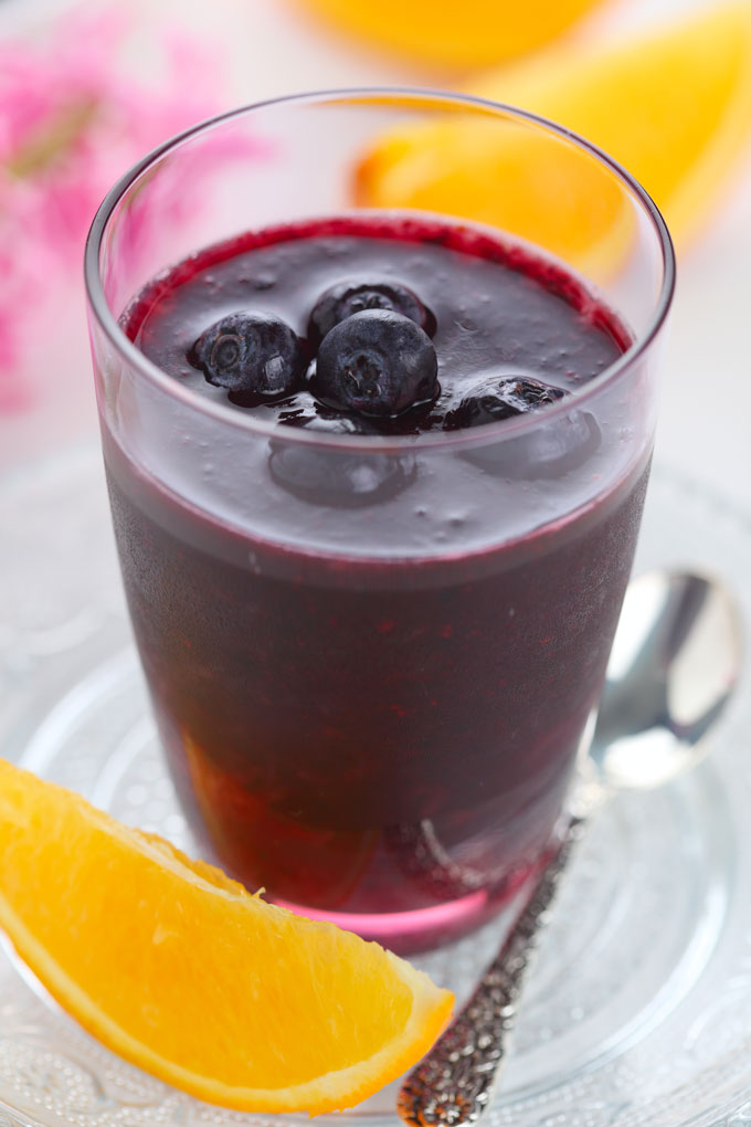 ViSalus Cran-Blueberry Shake Recipe