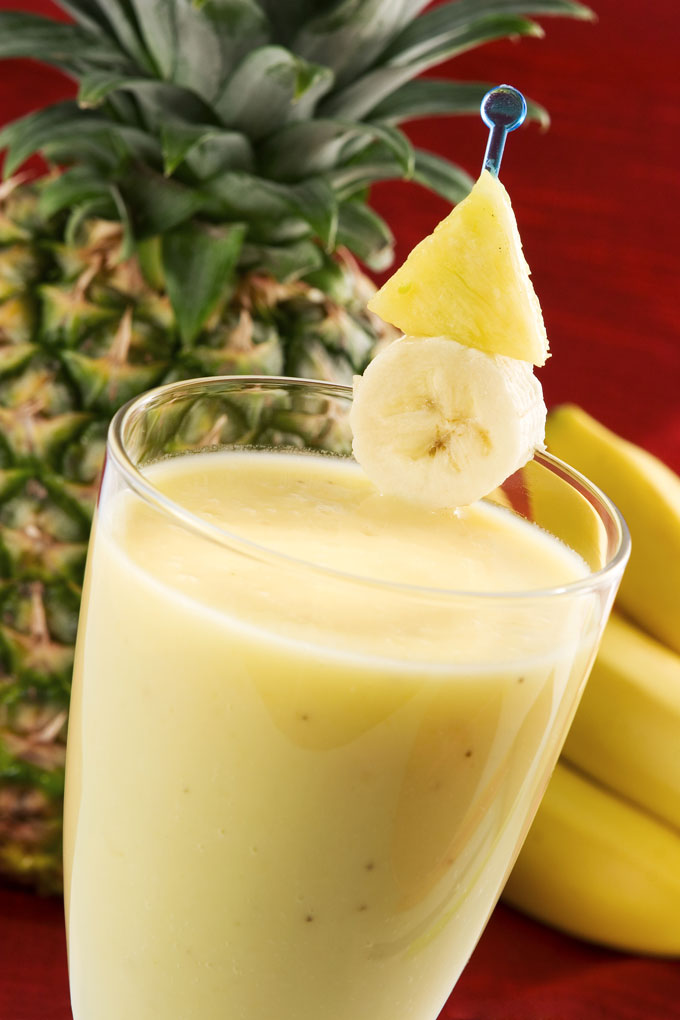 Pineapple Banana ViSalus Shake