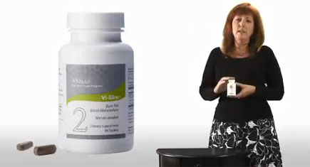 Vi-Slim® Metabolism Boosting Tablets