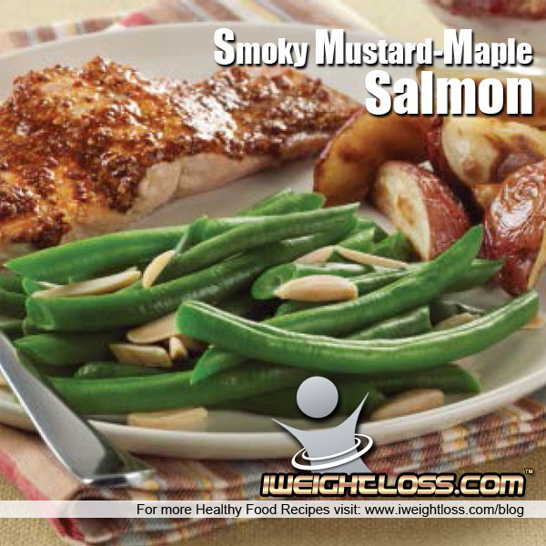 Smoky Salmon Recipe