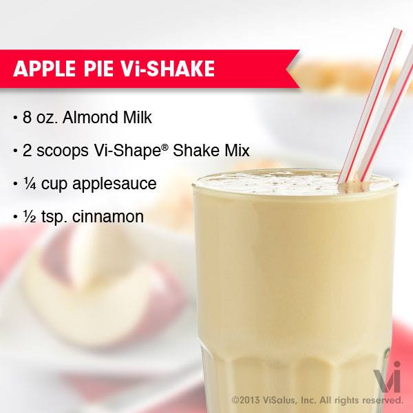 Apple Pie Vi-Shake
