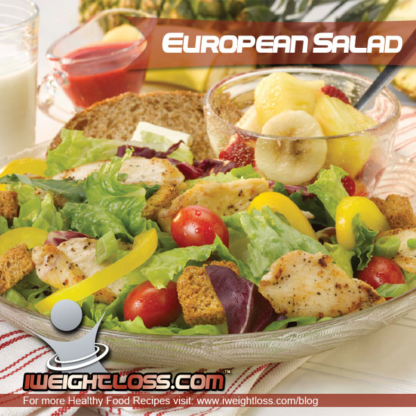 European Salad Recipe