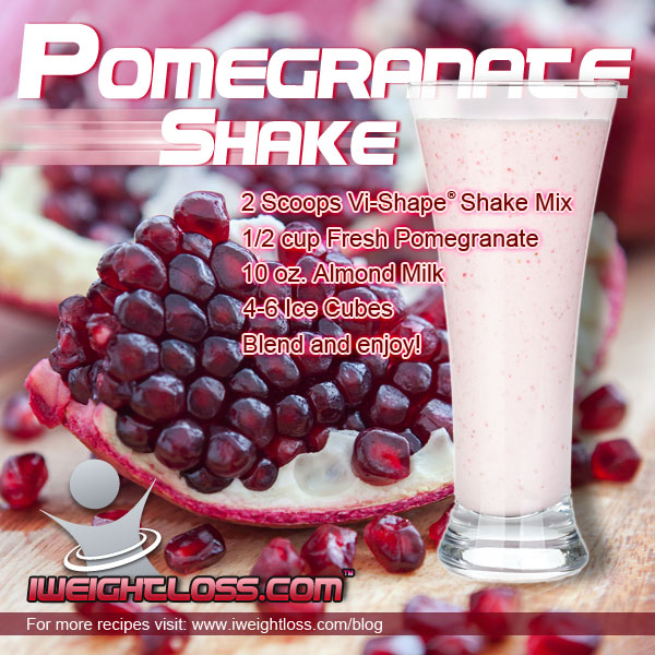 Pomegranate Shake
