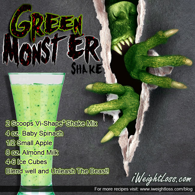 Green Monster Shake