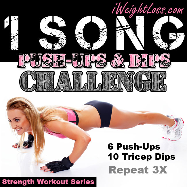 Push-Ups and Dips Challenge